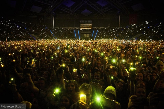 koncert Twenty One Pilots - Łódź, Atals Arena