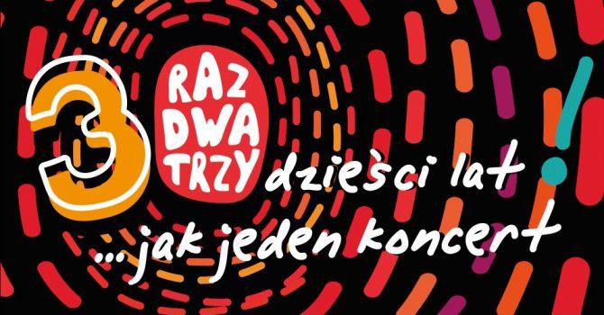 Raz Dwa Trzy / Gdańsk - Stary Maneż / Zmiana Daty
