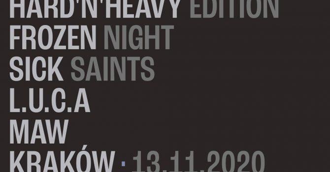 PSYCHOFEST X: Maw, Sick Saints, Frozen Night & L.U.C.A.