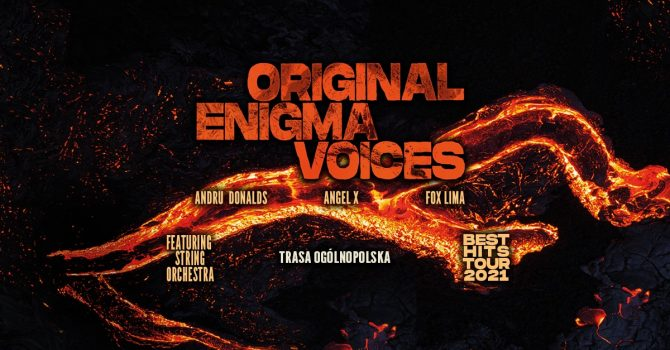 Original Enigma Voices / Kraków