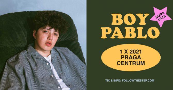 Boy Pablo / 01.10.2021 / Warszawa