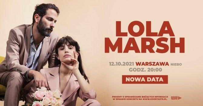 Lola Marsh / Warszawa / 12.10.2021