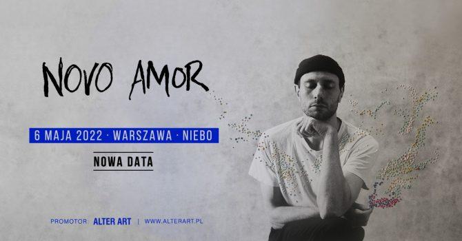 Novo Amor | Niebo, Warszawa, 6.05.2022 NOWA DATA