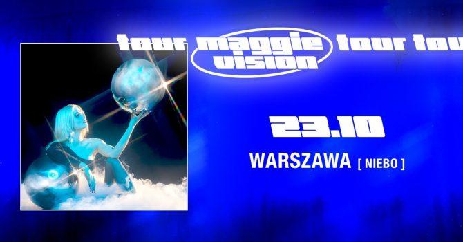 Margaret - Maggie Vision Tour / Warszawa / 23.10