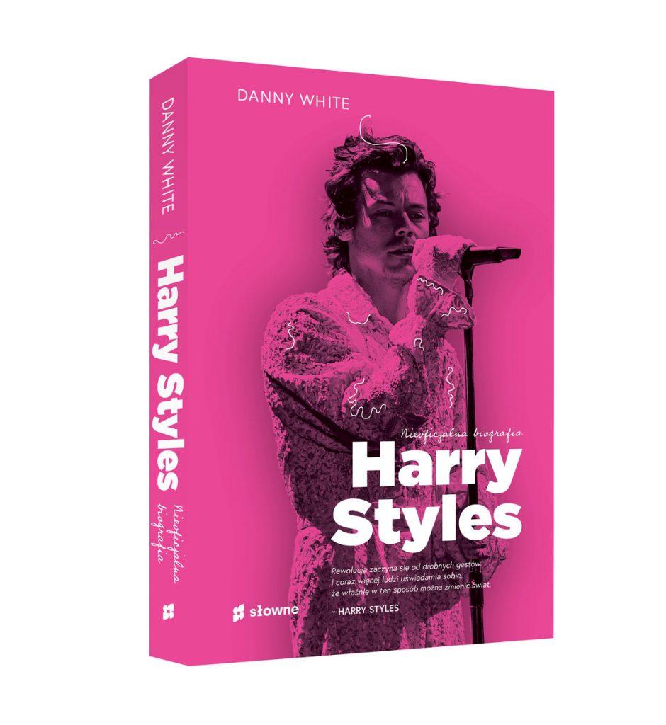Harry Styles biografia Danny White