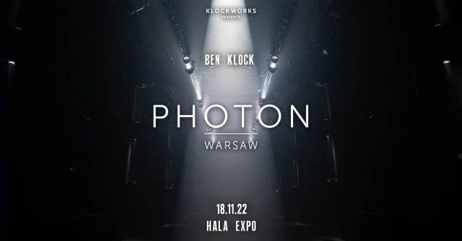 Smolna pres Photon Warsaw 2022