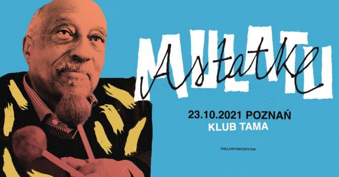 Mulatu Astatke / 23 października 2021 / Poznań