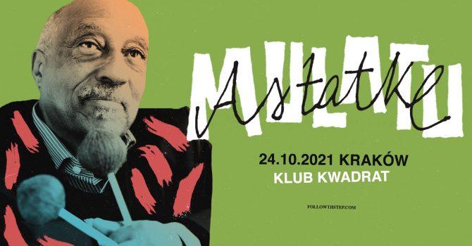 Mulatu Astatke / 24 października 2021 / Kraków