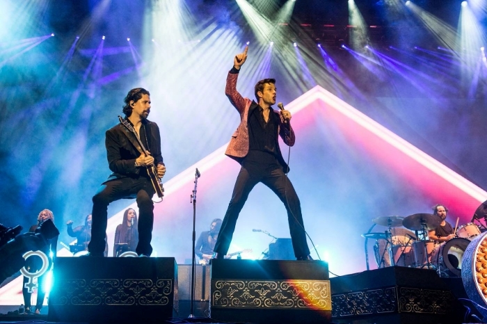 The Killers nowy album Pressure Machine