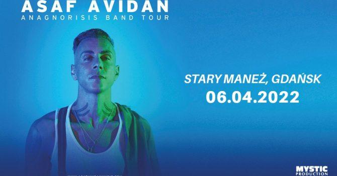 Asaf Avidan /06.04.2022/ Stary Maneż