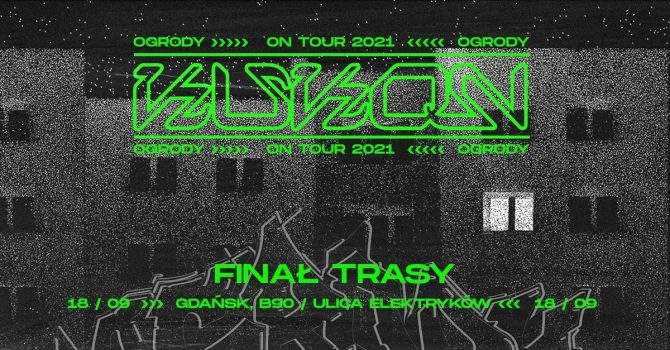 KUKON / OGRODY ON TOUR - FINAŁ TRASY / Gdańsk