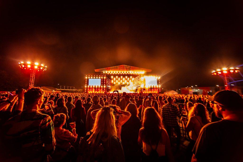 Fest Festival 2021 Tent Stage hip-hop