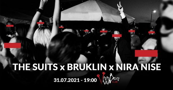 The Suits x Bruklin x Nira Nise na Letniej Scenie VooDoo