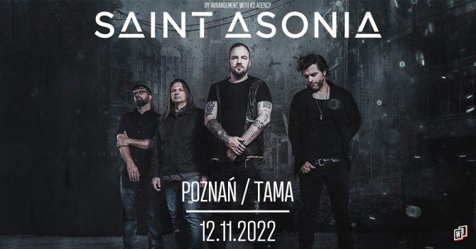 Saint Asonia / 12.11 / Tama, Poznań