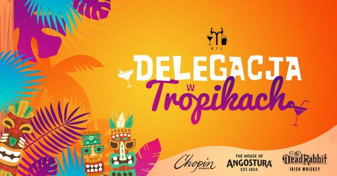 Delegacja w Tropikach