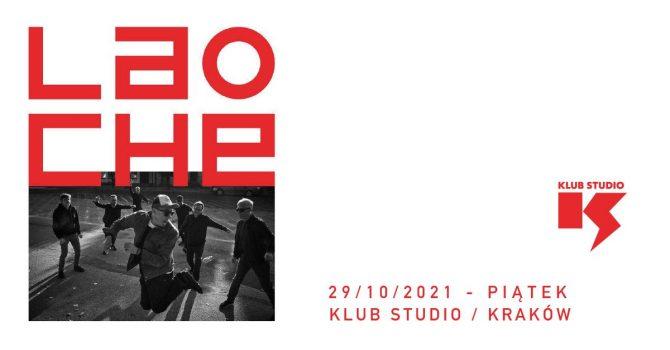 """LAO CHE """"Trasa Pożegnalna – No to Che!"""" / 29.10.21"""