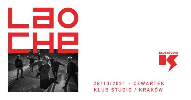 """LAO CHE """"Trasa Pożegnalna – No to Che!"""" / 28.10.21"""