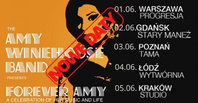 Forever Amy 04.06.2022 Łódź Wytwórnia