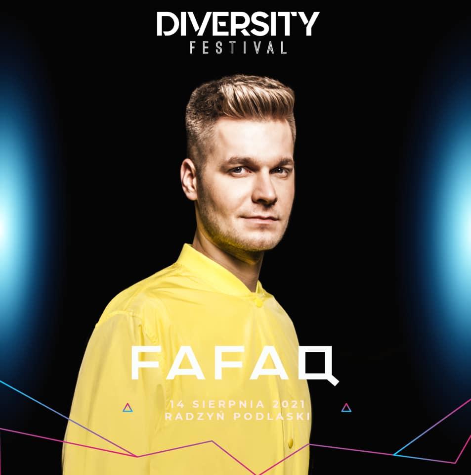 Diversity Festival 2021 bilety line-up