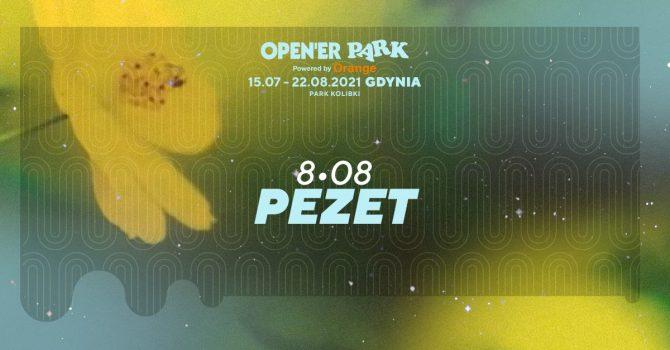 Open'er Park - Pezet | 08.08.2021
