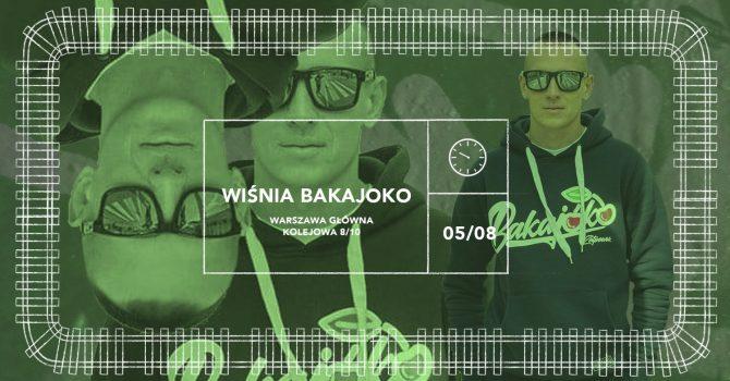 Warszawa Główna | Wiśnia Bakajoko