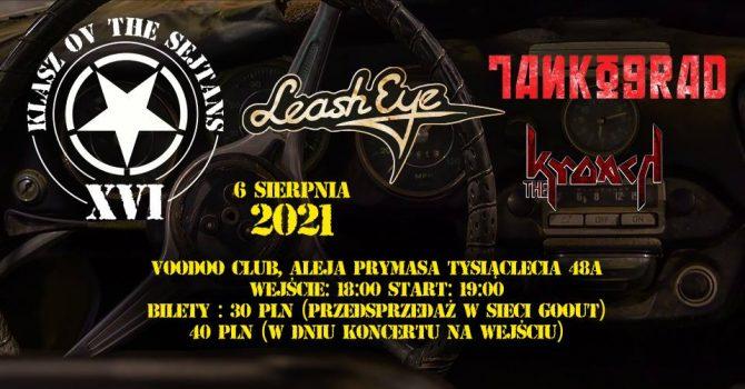 Klasz Ov The Sejtans XVI - Edycja Letnia - Leash Eye, Tankograd, The Kroach