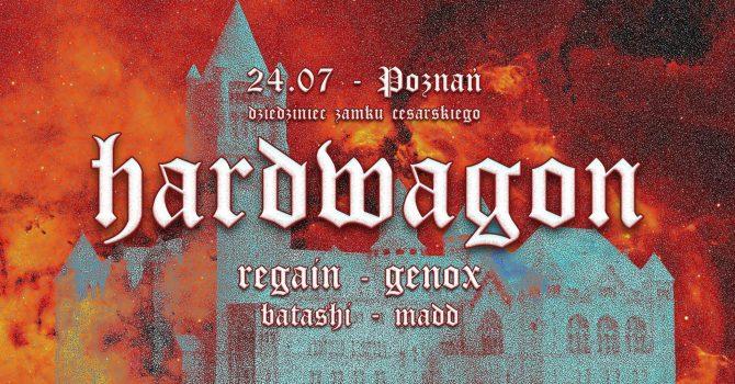 Hardwagon: Rave na zamku - Regain & Genox