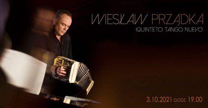 Wiesław Prządka Quinteto Tango Nuevo feat. Gosha Kowalinska: Astor Piazolla – Los Pajaros Perdidos