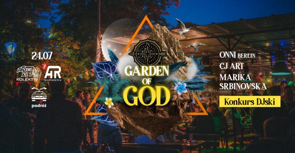 Garden of God #19: Onni / Cj Art @ Podróż