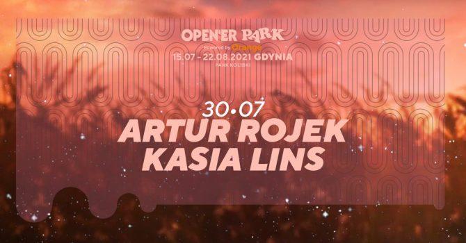 Open'er Park - Artur Rojek, Kasia Lins | 30.07.2021