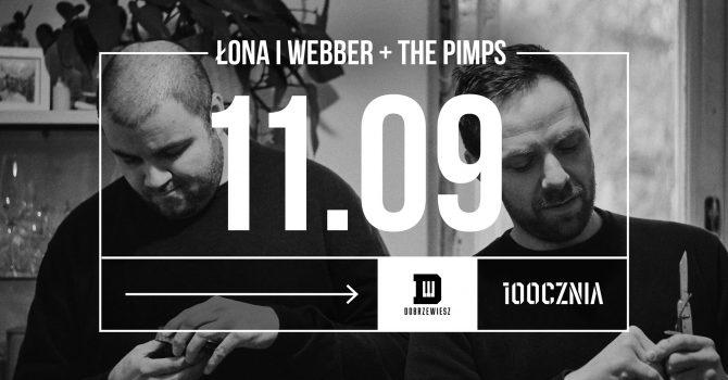 ŁONA I WEBBER + THE PIMPS @ GDAŃSK