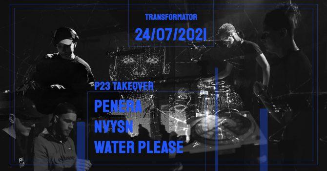 P23 TAKE OVER   Transformator