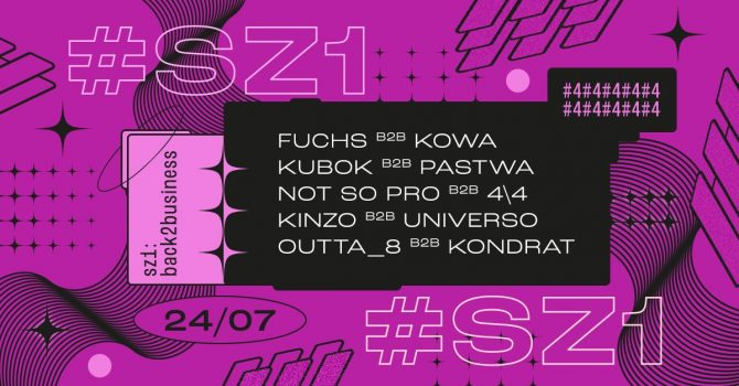 SZ1: Back2Business