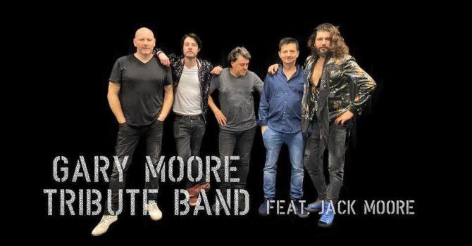Polski Dzień Bluesa: Gary Moore Tribute Band