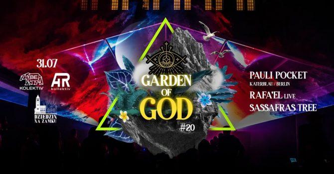 Garden of God #20: Pauli Pocket / KaterBlau