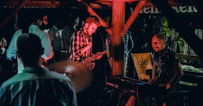 Jazz na leżakach w sobotę