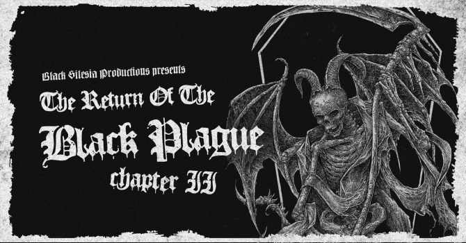 The Return Of The Black Plague II: Schirenc Plays Pungent Stench / Sodomizer / 21.08.2021 / Katowice