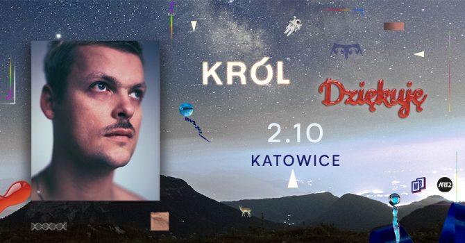 """KRÓL """"Dziękuję"""" / Plener P23, Katowice"""