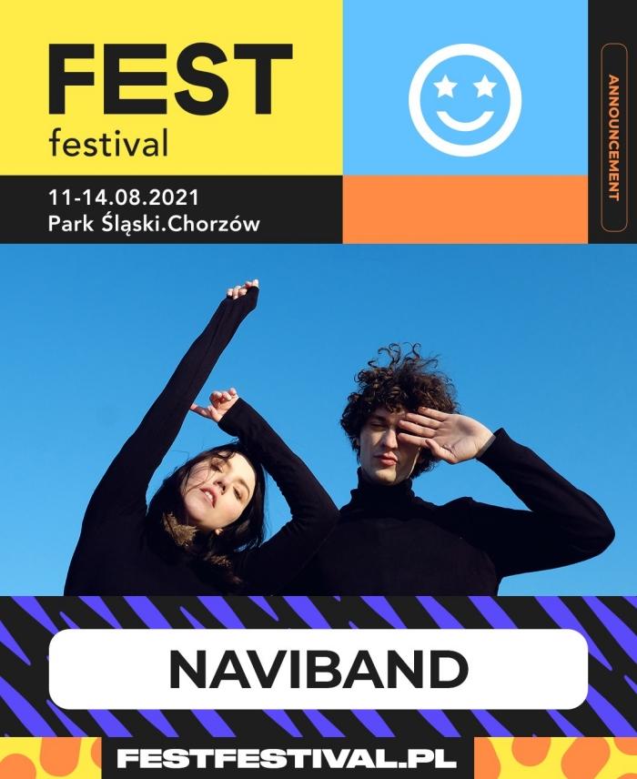 Naviband na FEST Festival 2021
