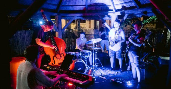 Jazz na leżakach