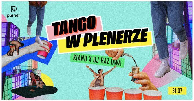 TANGO W PLENERZE!