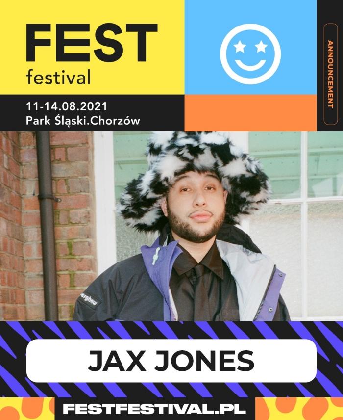 Jax Jones na FEST Festival 2021