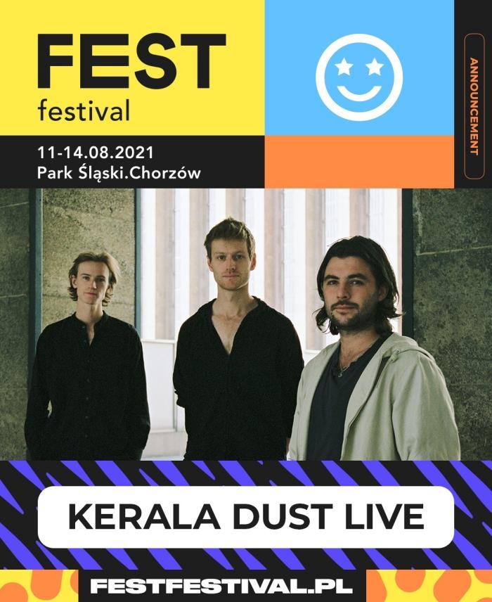 Kerala Dust na FEST Festival 2021