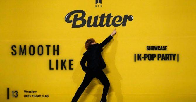 Pt., 13 sie o 21:00 UTC+02 Smooth like Butter