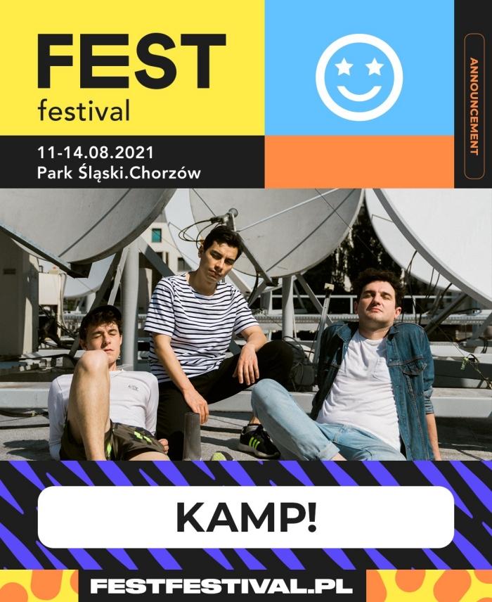 KAMP! na FEST Festival 2021