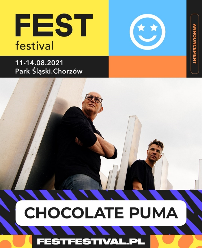 Chocolate Puma na FEST Festival 2021