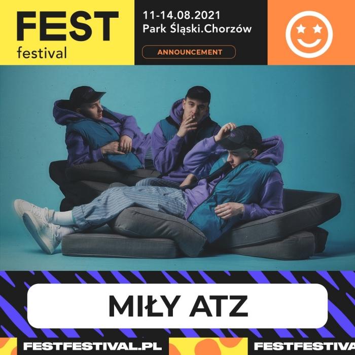 Miły ATZ na FEST Festival 2021