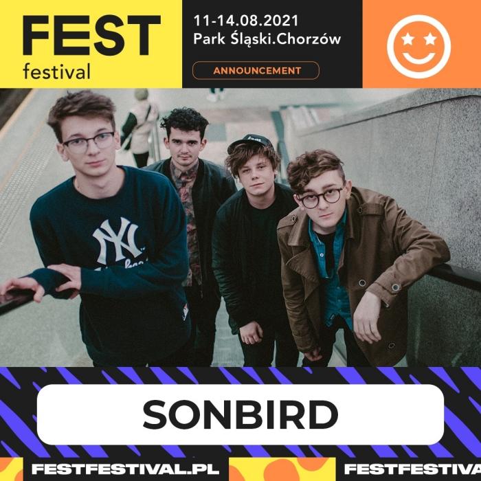 Sonbird na FEST Festival 2021