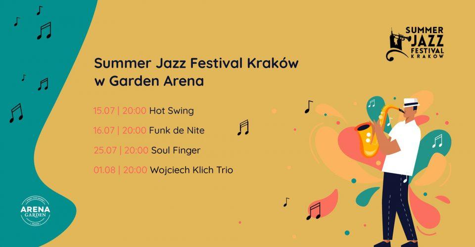 26.Summer Jazz Festival w Arena Garden