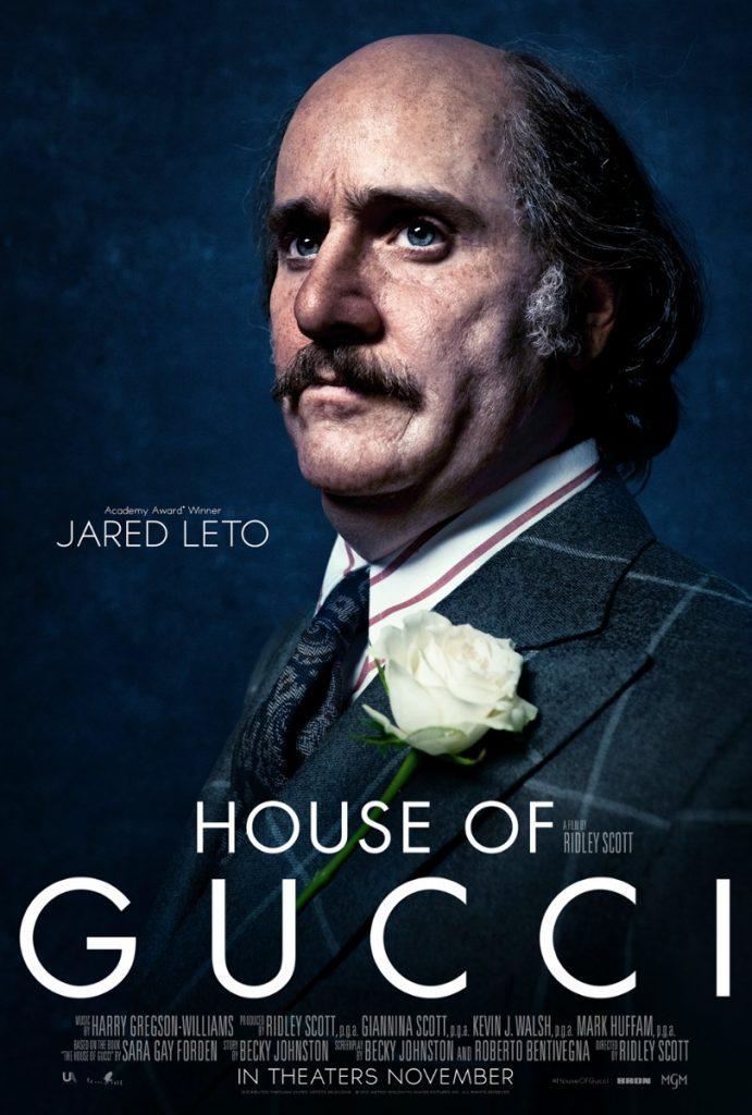 Jared Leto Lady Gaga Adam Driver House of Gucci pierwszy trailer